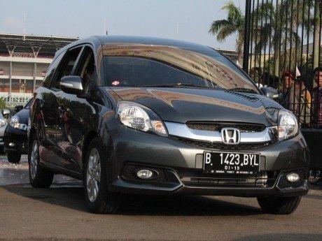 Jurus Honda Tingkatkan Penjualan Mobil di Indonesia