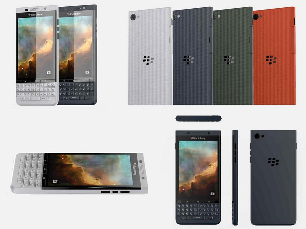 BlackBerry Bikin Ponsel Android Baru, Namanya Vienna