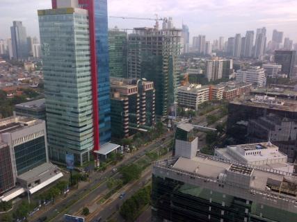 Pergerakan Harga Tanah di Segitiga Emas Jakarta