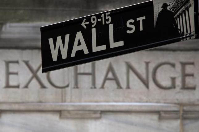 Koreksi Terparah Wall Street Sejak September