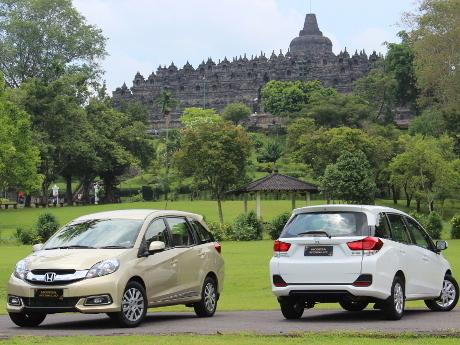 Honda: Dari Ujung Barat Sampai Timur Banyak yang Pakai Mobilio