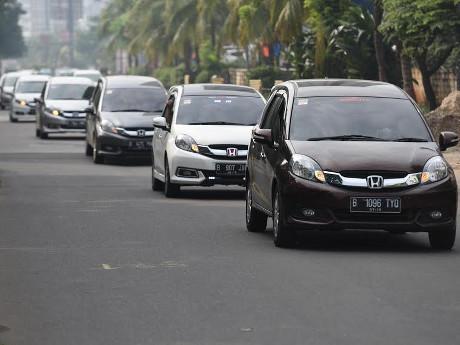 Diajak Berkendara Hemat, Honda Mobilio Sentuh 27,6 Km/liter