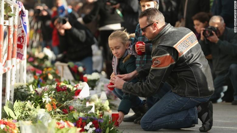 Dukungan Dunia Bisnis untuk Korban Tragedi Paris