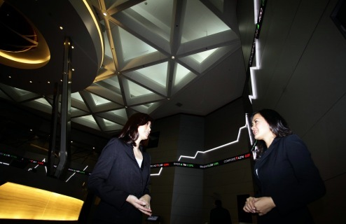 Pelaku Pasar Saham Menanti Pengumuman BI Rate