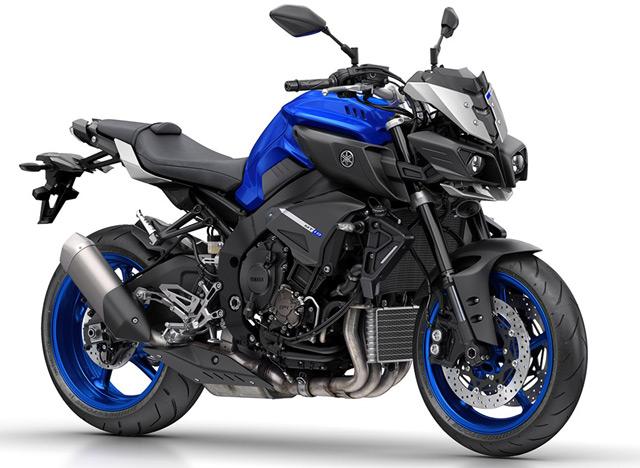 Ini Wujud MT-10, Versi Naked dari Yamaha R1