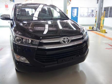 Daftar Lengkap Tipe dan Harga Toyota Kijang Innova