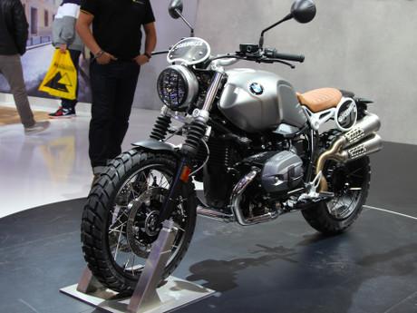 BMW R nineT Scrambler, Motor Spesial BMW