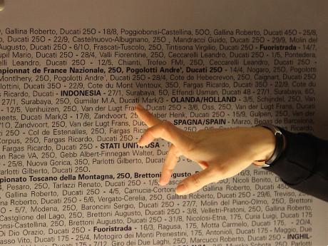 Wah, Ada 2 Pebalap Indonesia di Wall of Fame Ducati