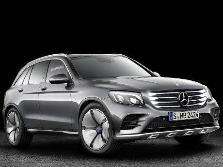 Mobil Berbahan Bakar Hidrogen Mercedes-Benz Diluncurkan 2017