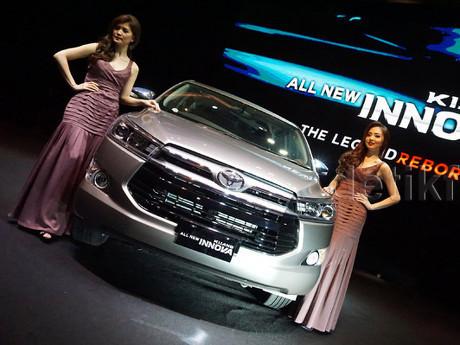 Ini Alasan Toyota Tetap Pakai Nama Kijang di Innova