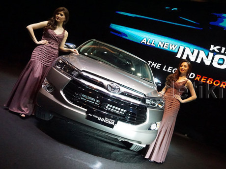 Toyota: Segmen Innova Tak Berubah