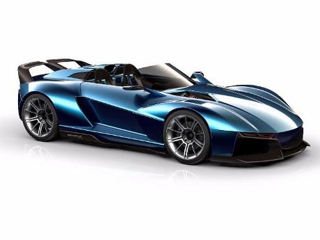 Produsen Supercar Rezvani Tawarkan New Beast X Bertenaga 700 HP