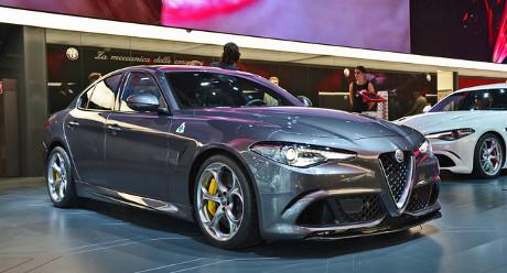Ini Spesifikasi Alfa Romeo Giulia