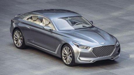 Hyundai Siapkan Sedan Genesis Pesaing BMW Seri 3