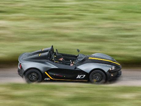 Mobil Sport Asal Inggris Ini, Pakai Mesin Ford Focus RS EcoBoost