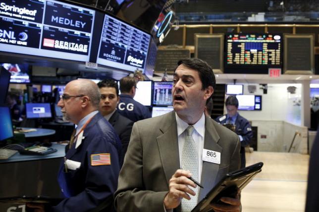 Akuisisi Allergan oleh Pfizer Tak Mampu Bikin Wall Street Menguat