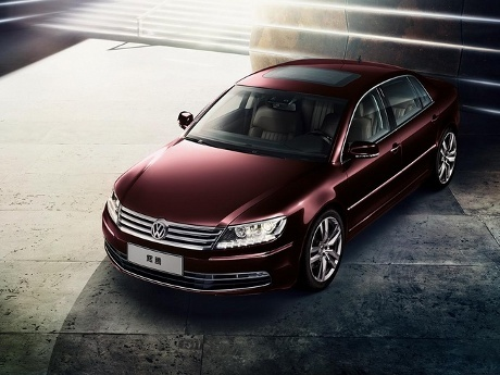 Volkswagen Siapkan Mobil Listrik Phaeton