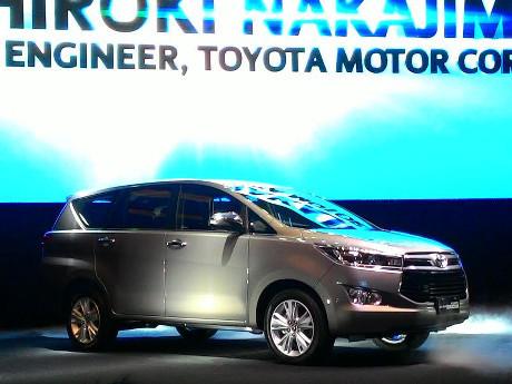 Toyota Tak Pasang Target Muluk untuk Innova Tipe Tertinggi