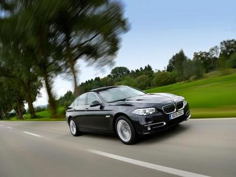 BMW Seri 5 Versi Terbaru Diluncurkan Oktober 2017?