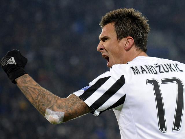Gol Mandzukic Bawa Juve Taklukkan City