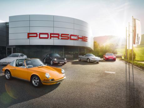 Begini Cara Porsche Puaskan Pecinta Mobil Klasik Buatannya