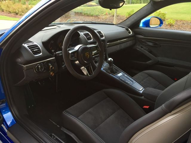 Tak Suka dengan Joknya, Pemilik Porsche Cayman GT4 Ini Jual Mobilnya