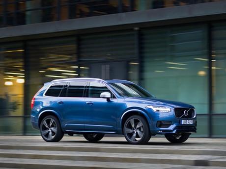 Kini, Volvo XC90 Ada Versi ala Mobil Sport