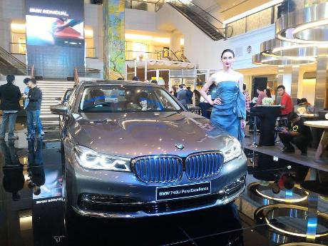 Ini Alasan BMW Ajak Konsumen Seri 7 Berkreasi di Mobilnya