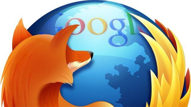 Firefox: Selamat Tinggal Google
