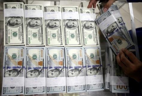 Menguat Lagi, Dolar AS Pagi Ini Rp 13.750
