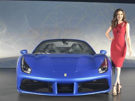 488 Spider, Ferrari Bermesin V8 Twin Turbo Tercepat