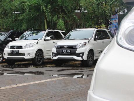 Keamanan Toyota Rush Sudah Setara Mobil Eropa