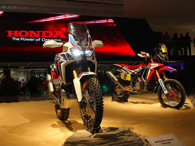 Honda Umumkan Harga Honda Africa Twin Terbaru