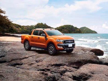 Ford Ranger Terbaru Raih Peringkat Tertinggi Uji ASEAN-NCAP