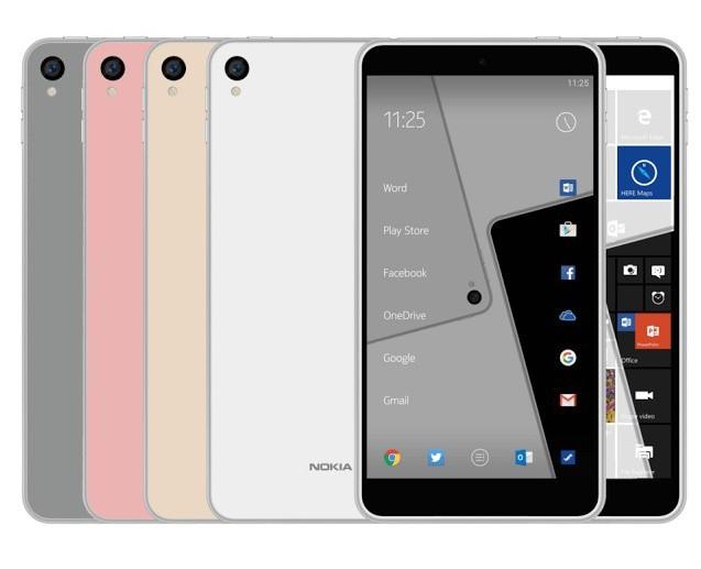 Ini Dia Bocoran Spesifikasi dan Tampilan Smartphone Android Nokia C1