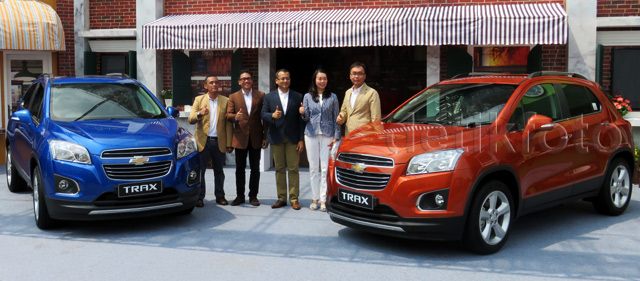 Chevy Luncurkan SUV Trax