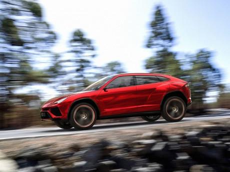 Lamborghini Urus Resmi Gendong Mesin V8 Twin-Turbo