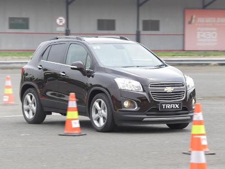 Chevrolet Percaya Banyak Peminat Trax