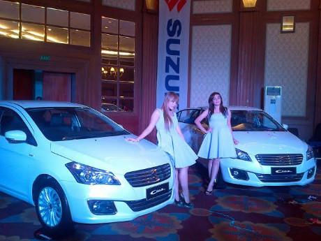 Suzuki Ciaz Dibanderol Mulai Rp 291,9 Juta di Semarang