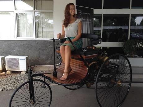 Pengendara Mobil Pertama di Dunia Itu, Wanita!