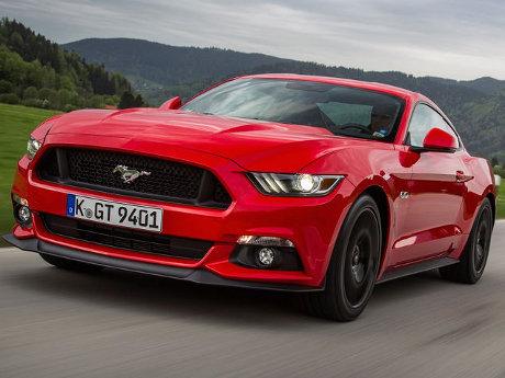 Ford Mustang Terbaru Laris Manis di Australia