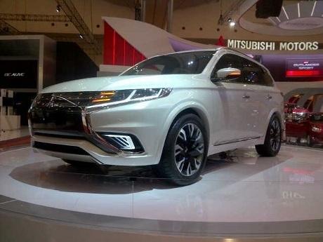 Mitsubishi Janjikan 3 Crossover Hybrid Bakal Hadir di AS