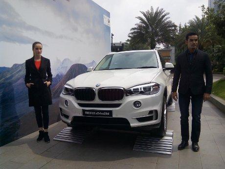 BMW Driving Experience Tantang Pengemudi di 4 Benua