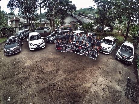 Pecinta Mobilio Cibubur dan Cileungsi Rayakan Ultah Pertama