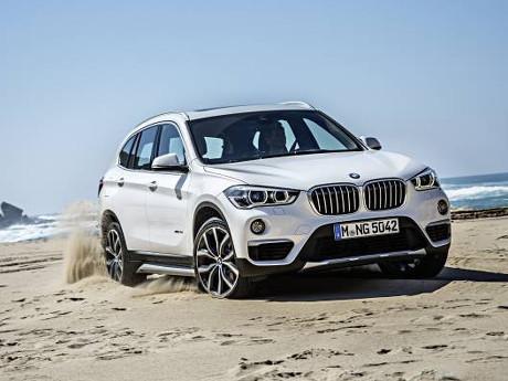 BMW Kian Agresif Promosikan X1