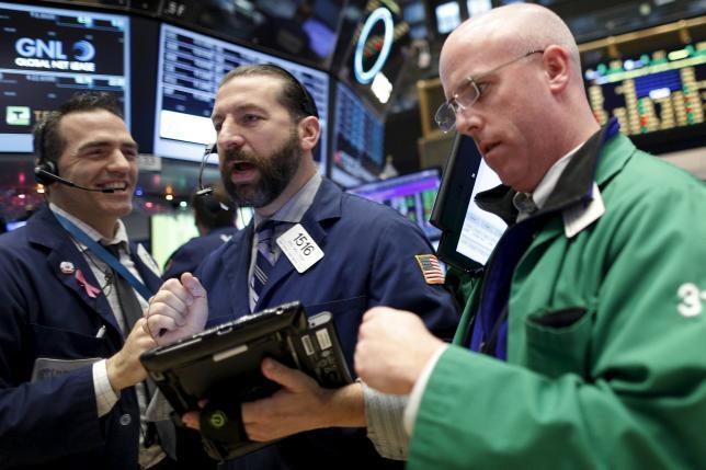 Wall Street Melemah Pasca Kebijakan Bank Sentral Eropa