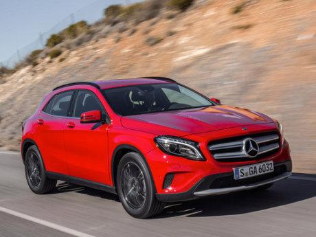Begini Tampilan Varian SUV Mercedes-Benz GLA 180 Termurah