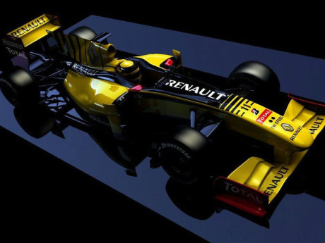 Perkuat Citra Merek, Mulai 2016 Renault Kembali Berlaga di F1