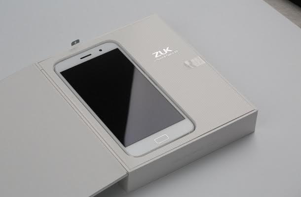 ZUK Z1 Ramaikan Perang Ponsel Spek Tinggi Harga Rendah