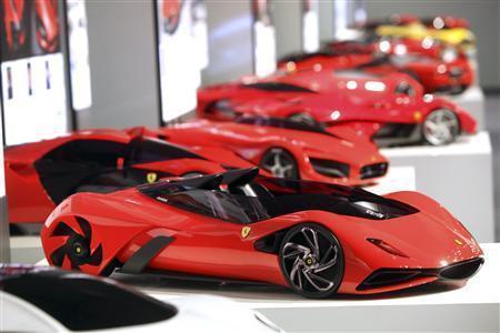 Ferrari Beri Karyawan Bonus Masing-masing Rp 75 Juta
